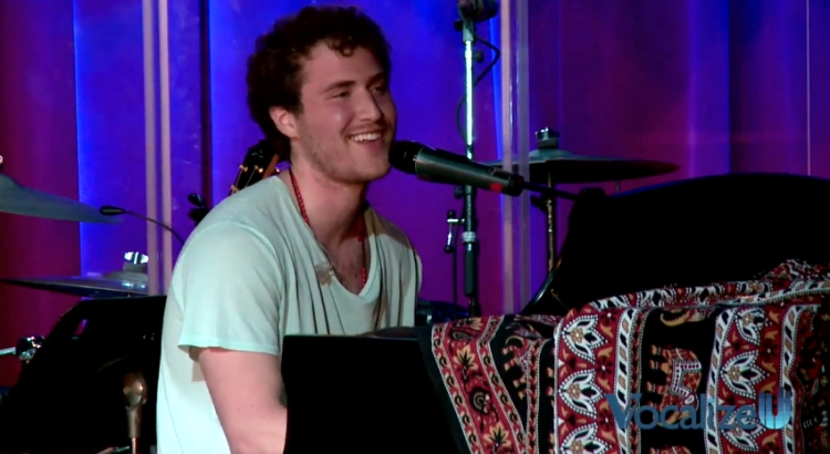 Mike Posner Unplugged – VocalizeU Summer Artist Intensive 2014