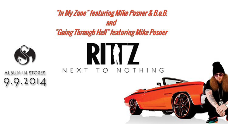 Rittz 'Next To Nothing' – OUT NOW!