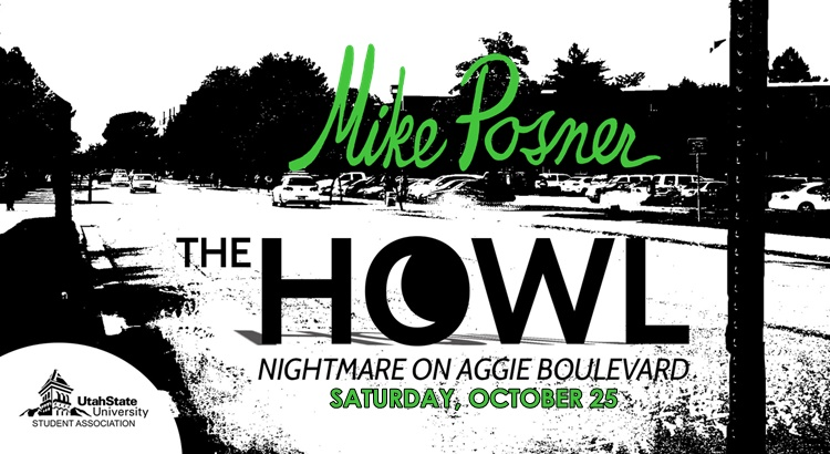 Mike Posner to Perform at Utah State University – The Howl 2014