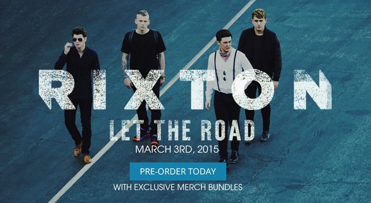 Mike Posner Co-Wrote on Rixton 'Let The Road' Album