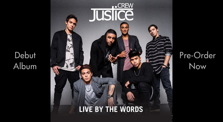 Mike Posner Co-Wrote on Justice Crew 'Live By The Words' Album