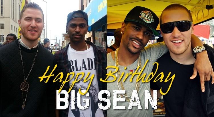 Big Sean 27th Birthday - March 25, 2015