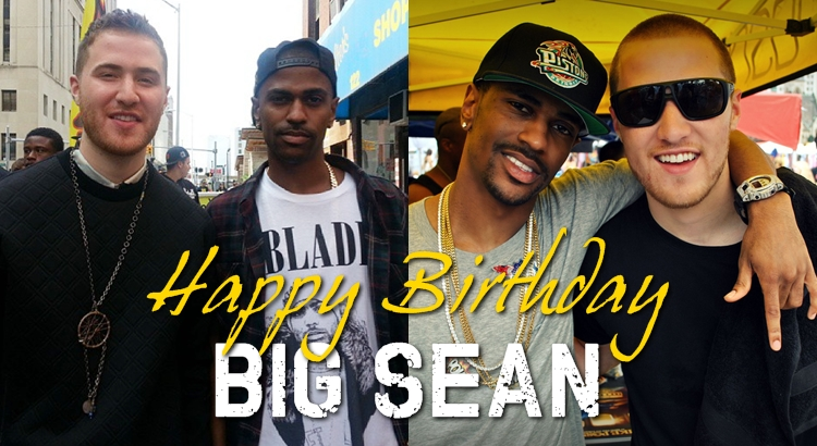 Happy 27th Birthday, Big Sean!