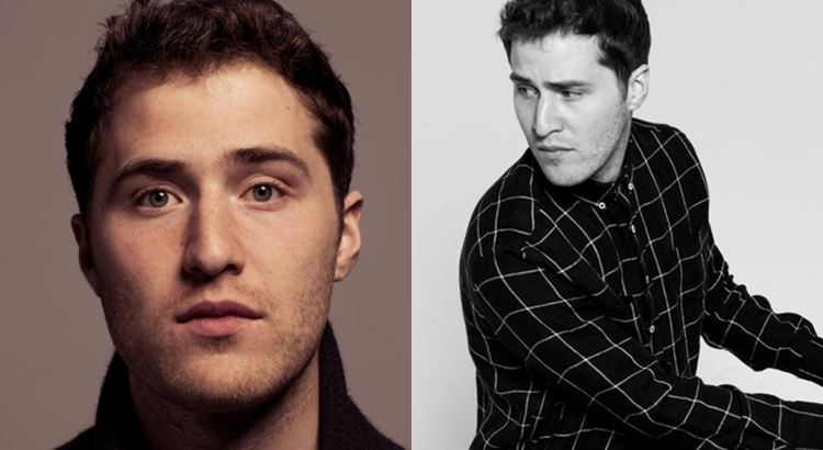 Mike Posner Photo Shoot Winter 2015