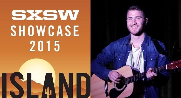 Mike Posner on Island Records SXSW 2015 Spotify Playlist