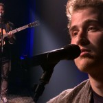 "Mike Posner Sings ""Buried In Detroit"", ""Iris"", ""I Took A Pill In Ibiza"" Live"