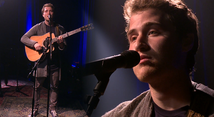 """Mike Posner Sings """"Buried In Detroit"""", """"Iris"""", """"I Took A Pill In Ibiza"""" Live"""