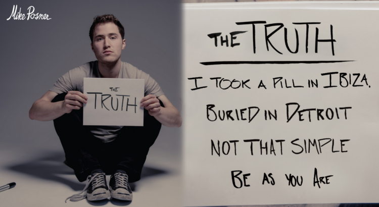 Mike Posner – The Truth (EP)