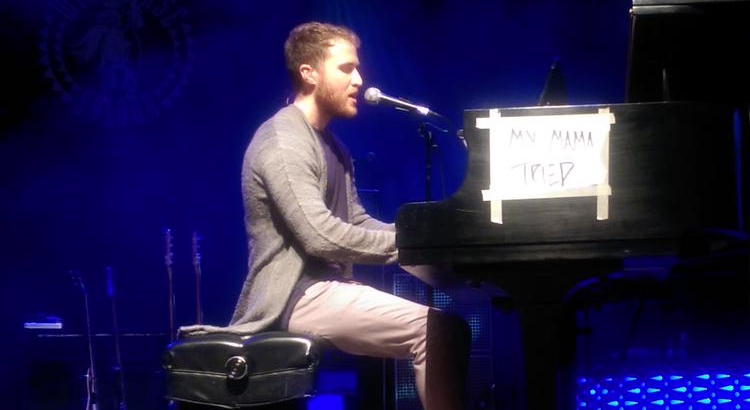 Mike Posner at The Wildhorse Saloon in Nashville, TN