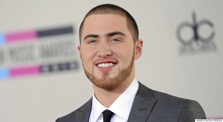 Mike Posner on HuffPost Live Tomorrow – June 9