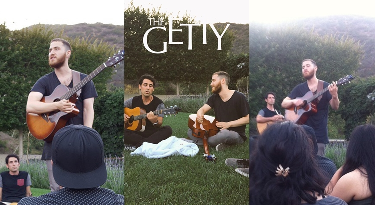 Mike Posner Ninja Show at The Getty – Los Angeles