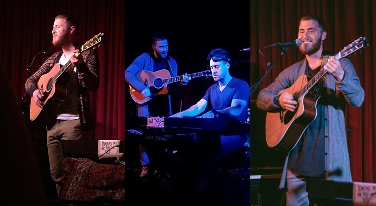 Mike Posner's Los Angeles Residency at The Hotel Café
