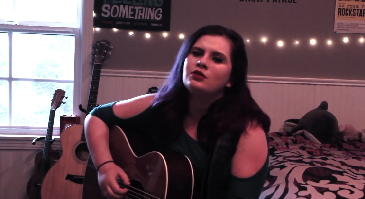 "Lauren Dair – ""Be As You Are"" (Mike Posner Cover)"