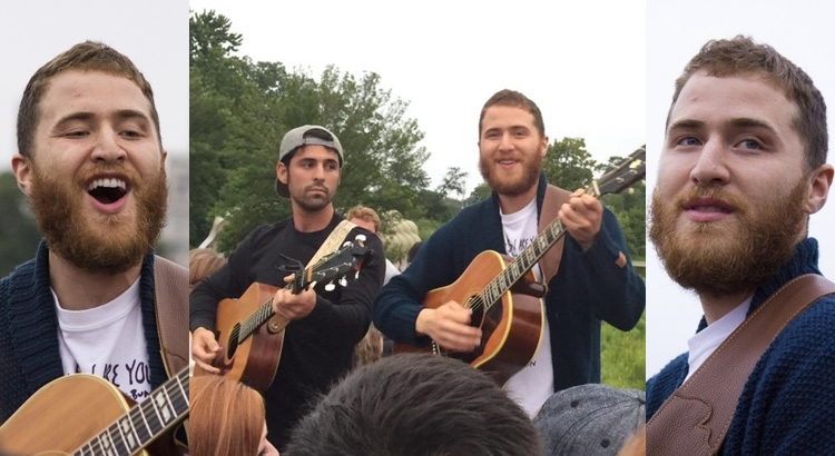 Mike Posner in Chicago – Ninja Tour