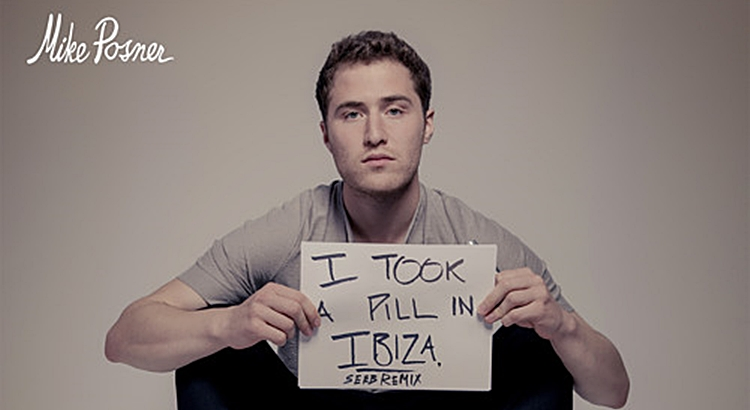 Mike Posner - I Took A Pill In Ibiza SeeB Remix