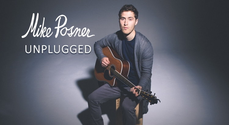 Mike Posner Unplugged Shows