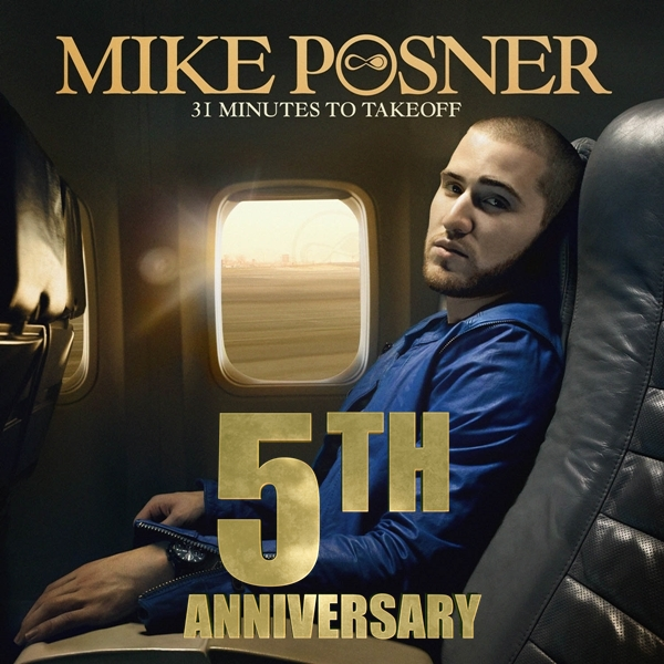 Mike Posner's 31 Minutes To Takeoff 5th Anniversary