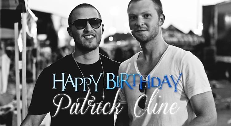 Happy 29th Birthday Patrick Cline