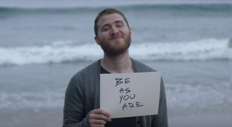 "Mike Posner – ""Be As You Are"" (Official Lyric Video)"