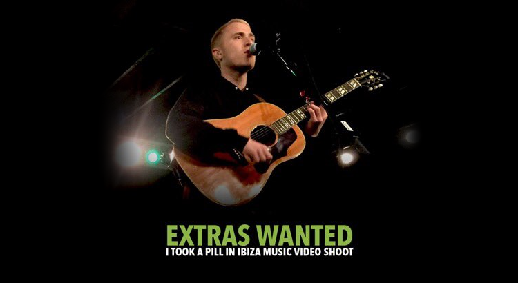 "Mike Posner is Casting Extras for ""I Took A Pill In Ibiza"" Music Video"