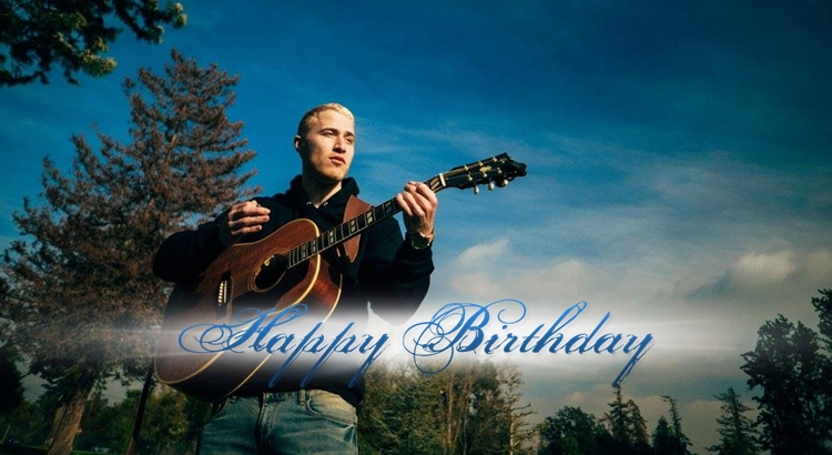 Happy 28th Birthday Mike Posner