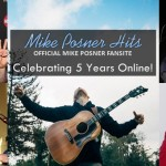 MikePosnerHits.com Celebrates 5 Years Online Today!