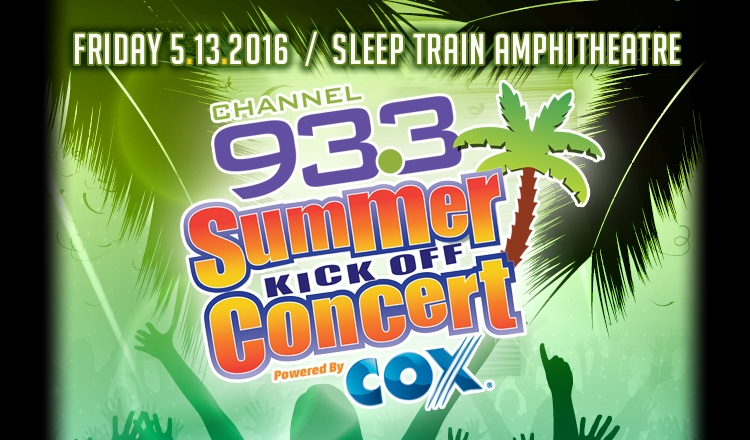 Mike Posner to Perform at Channel 933's Summer Kick Off Concert – May 13