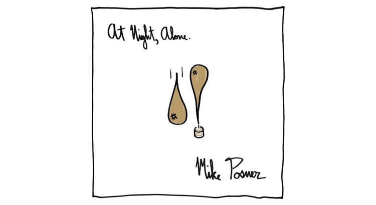 Mike Posner Announces New Album 'At Night, Alone.' – May 6