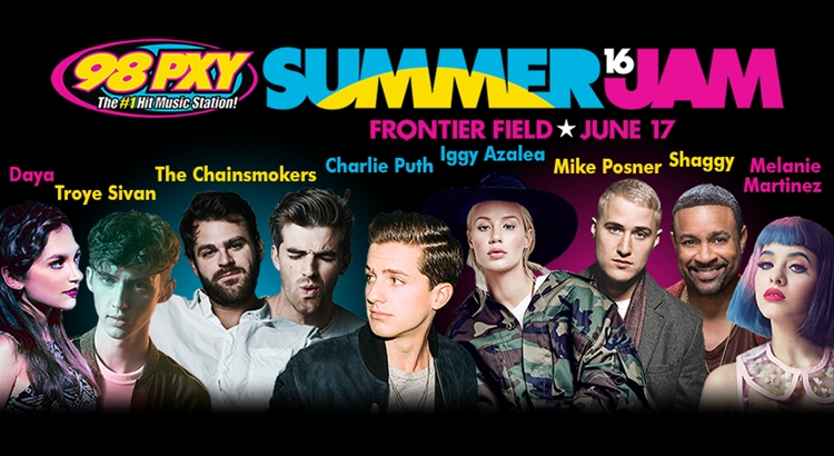 Mike Posner to Perform at 98PXY Summer Jam – June 17