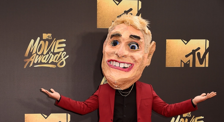 Mike Posner Attends the 2016 MTV Movie Awards
