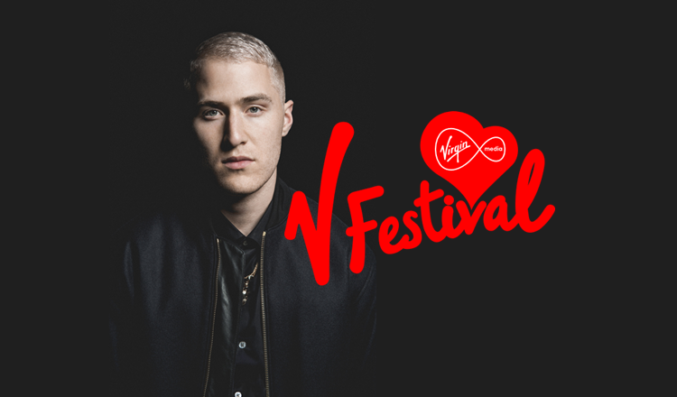 Mike Posner to Perform at V Festival 2016 – August 20-21
