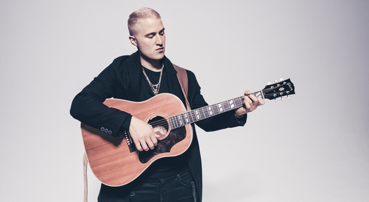 "With ""Be As You Are,"" Mike Posner Finally Takes His Mom's Advice"