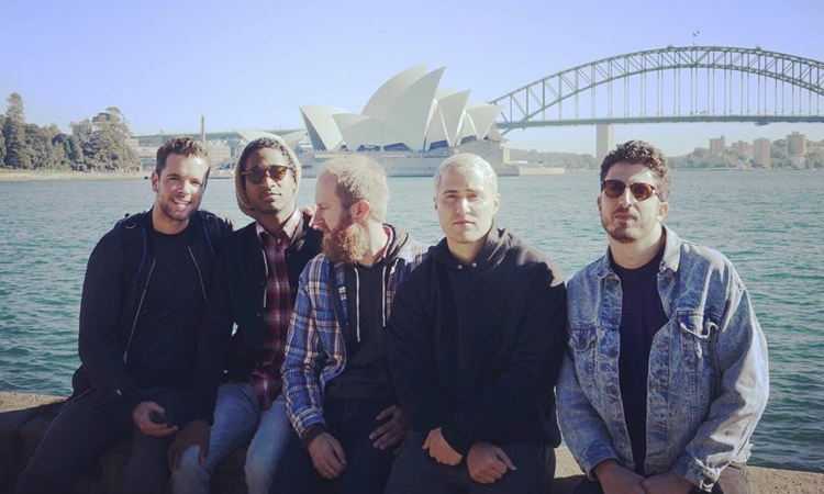 Mike Posner in Sydney, Australia 2016