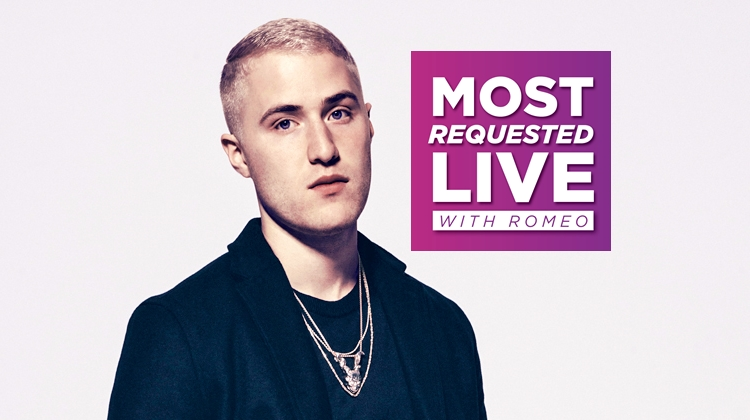 Most Requested Live Presents Ask Anything with Mike Posner