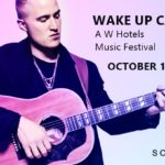 Mike Posner to Perform at WAKE UP CALL: A W Hotels Music Festival – October 1