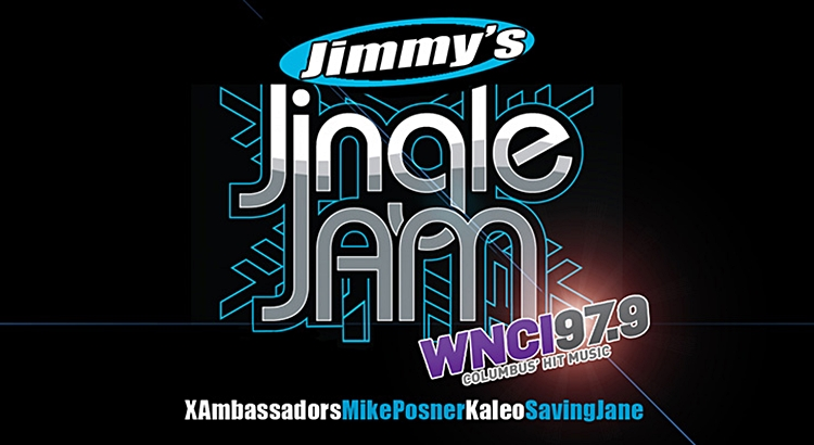 Mike Posner to Perform at WNCI 97.9's 'Jimmy's Jingle Jam 2016' – December 14