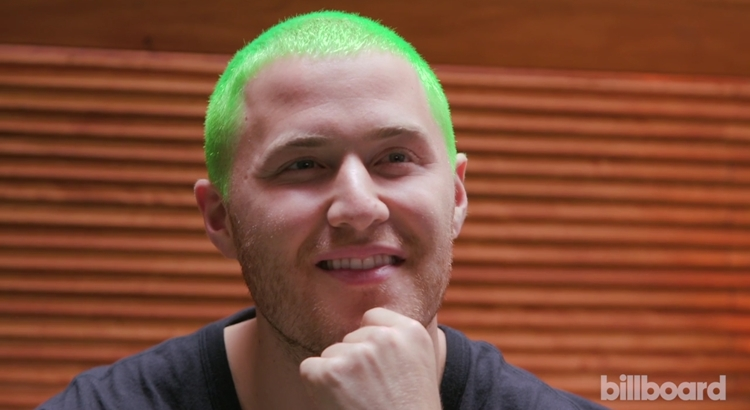 Mike Posner Reacts to Grammy Nomination: 'It's a Goal of Mine'