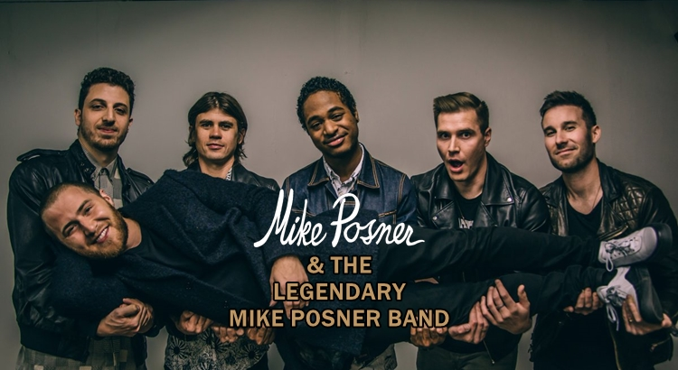 Mike Posner Announces North American Tour - Spring 2017