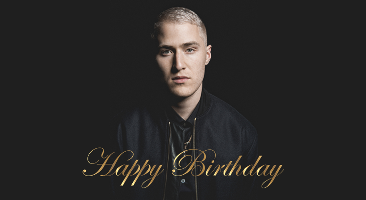 Happy 29th Birthday, Mike Posner!