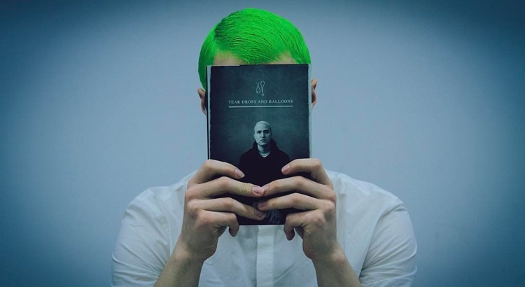 Mike Posner to Release Book of Poetry 'Tear Drops And Balloons' – March 17