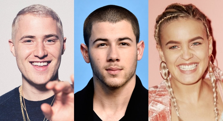 "Nick Jonas - ""Remember I Told You"" (feat. Anne-Marie & Mike Posner) - May 26"