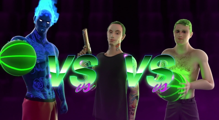 "Mansionz – ""Dennis Rodman"" (feat. Dennis Rodman) (Official Music Video)"