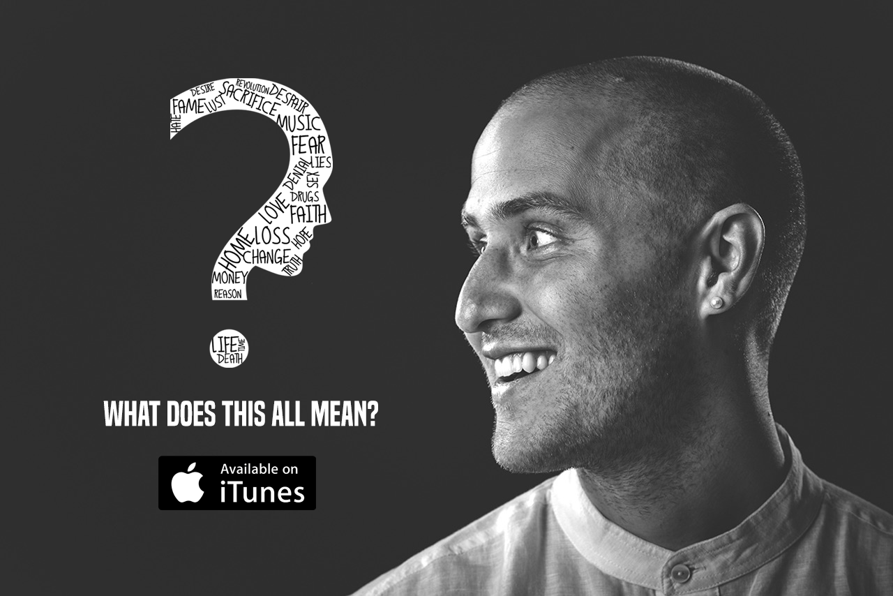 Mike Posner Podcast – What Does This All Mean? (Episode 01)