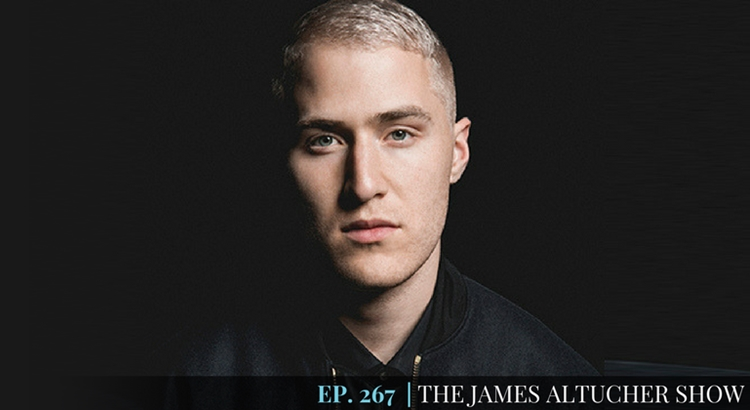 Mike Posner on The James Altucher Show
