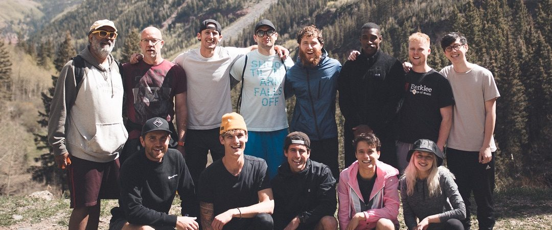 Mike Posner's Amor Fati Music Academy Class of 2018