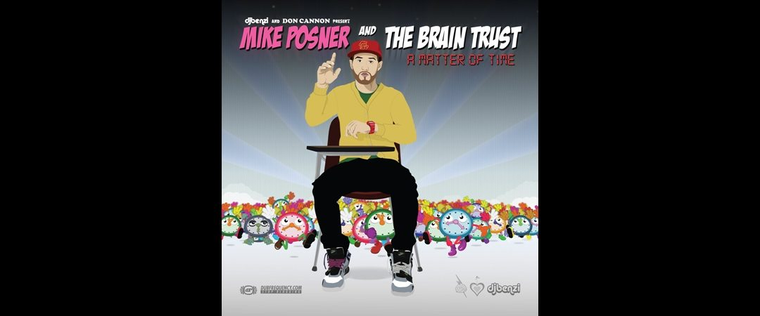 Mike Posner & The Braintrust - A Matter Of Time Free