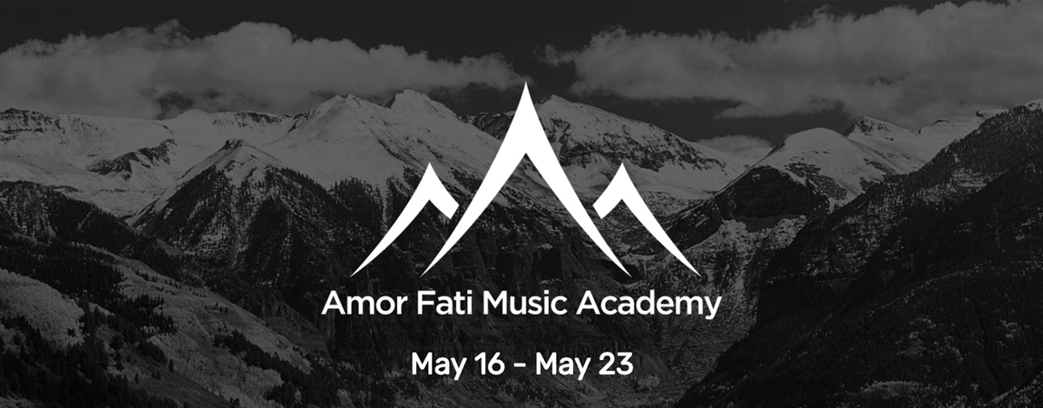 Mike Posner Selects Winners for Amor Fati Music Academy