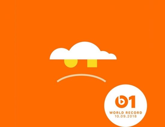 "Mike Posner's ""Song About You"" is Zane Lowe's World Record on Beats 1 on Apple Music"
