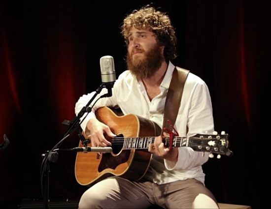 "Mike Posner Sings New Songs ""Stuck In The Middle"" & ""Song About You"""