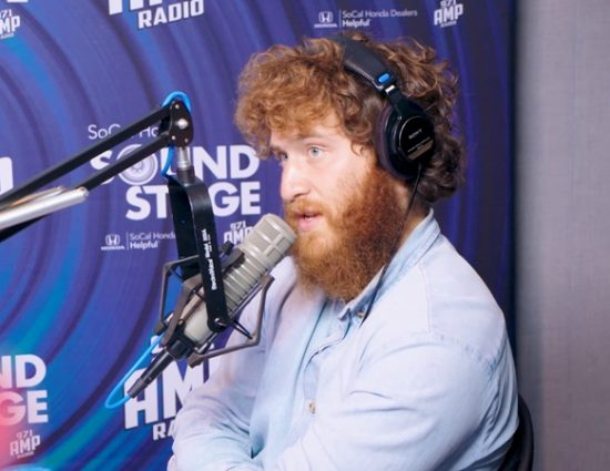 The AMP Morning Show Talks To Mike Posner